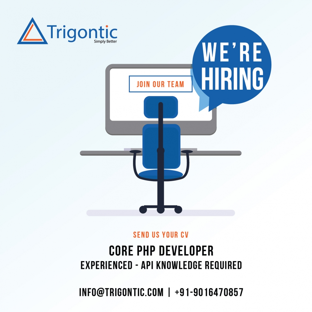 php developer Vacancy